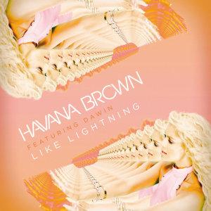 Album Like Lightning from Dawin
