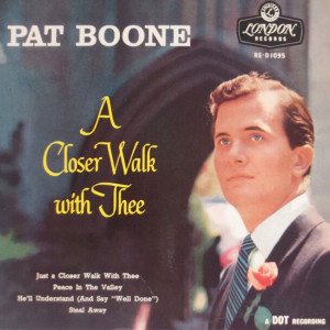 Pat Boone的專輯A Closer Walk With Thee
