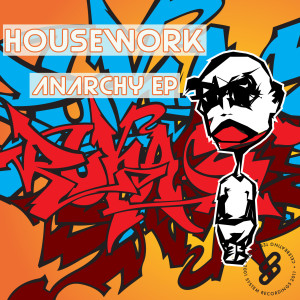 Album Anarchy EP from HouseWork