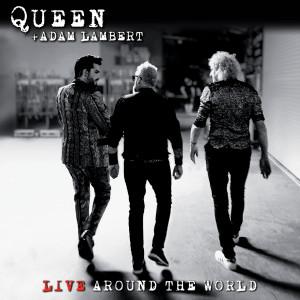 Album Live Around The World from Adam Lambert