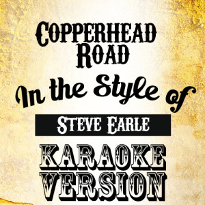收聽Karaoke - Ameritz的Copperhead Road (In the Style of Steve Earle) [Karaoke Version] (Karaoke Version)歌詞歌曲