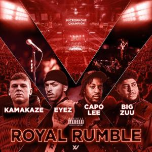 Album Royal Rumble from Kamakaze