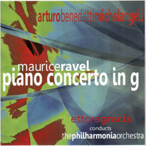 Album Ravel: Piano Concerto in G Minor from Ettore Gracis