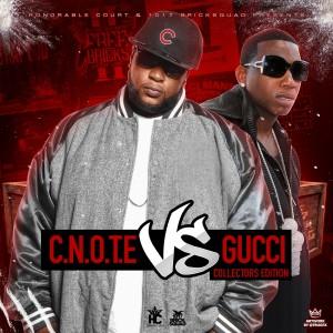 Album C.N.O.T.E Vs Gucci: Collectors Edition (Explicit) from C-Note
