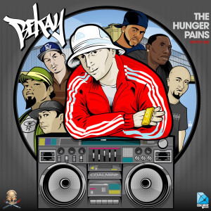 Album The Hunger Pains Remix EP from Bekay