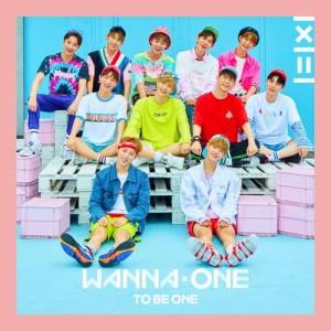 Wanna One的專輯首張韓語迷你專輯1X1=1 (TO BE ONE)