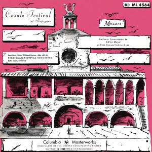 Mozart: Sinfonia concertante in E-Flat Major, K. 364