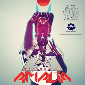 Album Makings Of from Amália