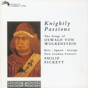 Album Knightly Passions: The Songs of Oswald von Wolkenstein from Michael George