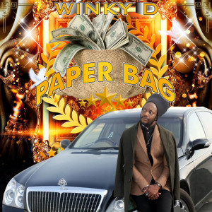 Album Paper Bag from Winky D