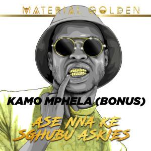 Album Kamo Mphela Single from Material Golden