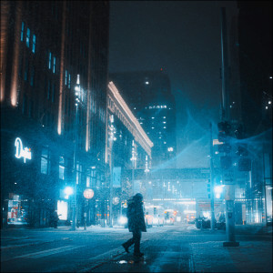 Album Street Lights - Chillout Lo-Fi HipHop Collection from Chill Hip-Hop Beats