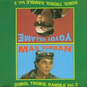 Album Dobol Trobol Ramble, Vol. 2 from Max Surban