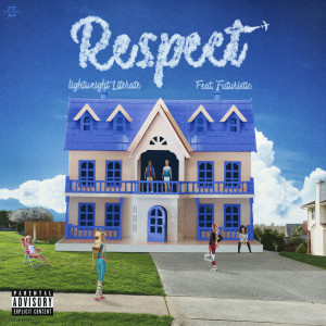 Album Respect (Explicit) from Futuristic