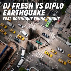 DJ Fresh的專輯Earthquake (DJ Fresh vs. Diplo) [Remixes]