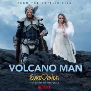 Album Volcano Man from Will Ferrell