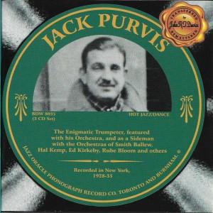 Jack Purvis的專輯Jack Purvis 1928-1935