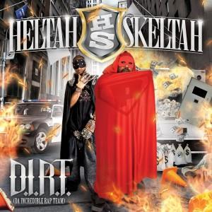 Album D.I.R.T. Da Incredible Rap Team from Heltah Skeltah