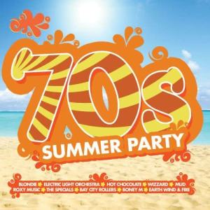 Album 70s Summer Party from Various Artists
