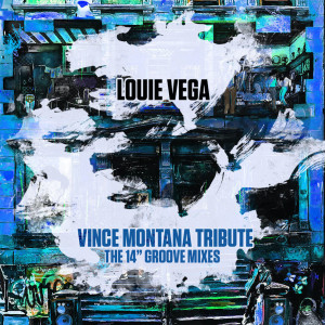"""Album Vince Montana Tribute (The 14"""" Groove Mixes) from Louie Vega"""