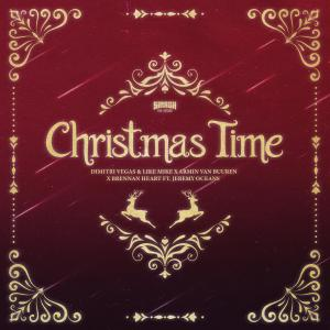 Album Christmas Time from Jeremy Oceans