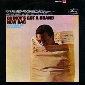 Quincy Jones的專輯Quincy's Got A Brand New Bag