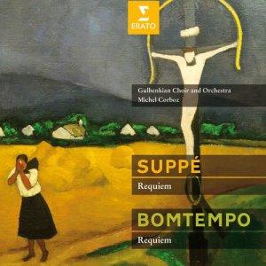 Album Bontempo Suppé Requiem from Michel Corboz