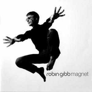 Album Magnet from Robin Gibb