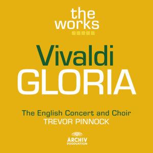 Album Vivaldi: Gloria in D major RV 589 from The English Concert Choir