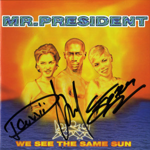 Album We See The Same Sun from Mr.President