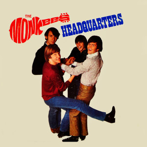 Album Headquarters from The Monkees