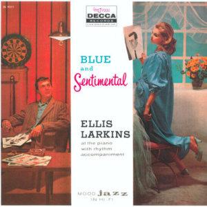 Ellis Larkins的專輯Blue and Sentimental