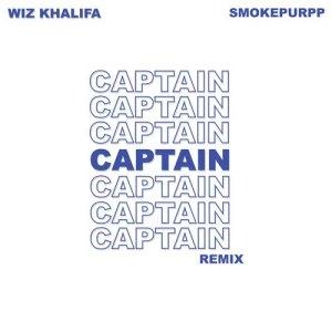 Wiz Khalifa的專輯Captain (feat. Smokepurpp) [Remix]