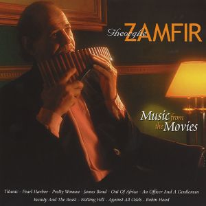 Album Music From The Movies from Gheorghe Zamfir