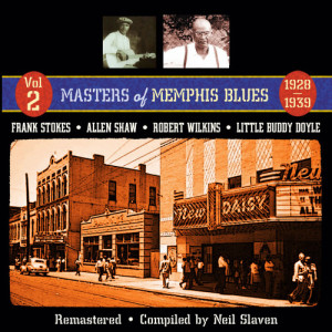 Robert Wilkins - That's No Way to Get Along dari album Memphis Blues Masters Two