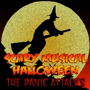 Album Scary Musical Halloween from The Panic Attacks