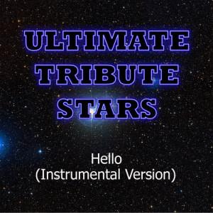 Ultimate Tribute Stars的專輯Martin Solveig - Hello (Instrumental Version)