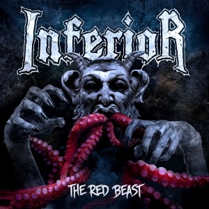 Album The Red Beast from Inferior