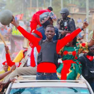 Album Akatengo (Explicit) from Bobi Wine