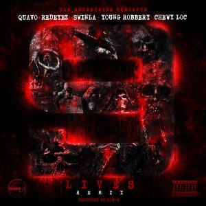 Redeyez的專輯9 Lives (Remix) (Explicit)