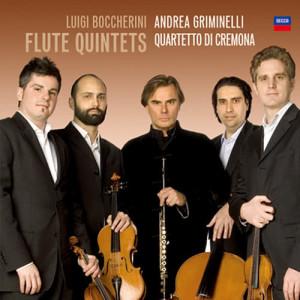 Andrea Griminelli的專輯Boccherini: Flute Quintets