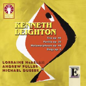 Album Kenneth Leighton: Chamber Music from Michael Dussek