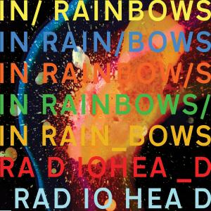 Radiohead的專輯In Rainbows