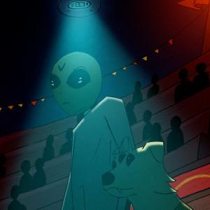 Album Alien from Dennis Lloyd