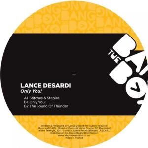 Album Only You! from Lance De Sardi