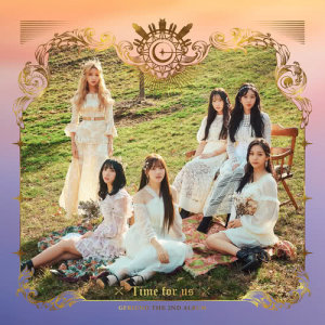 GFRIEND的專輯GFRIEND The 2nd Album 'Time for us'