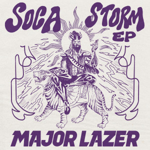 Album Soca Storm from Major Lazer