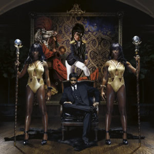 Album Master of My Make-Believe (Explicit) from Santigold