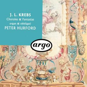 Album Krebs: Chorales & Fantasias from Peter Hurford
