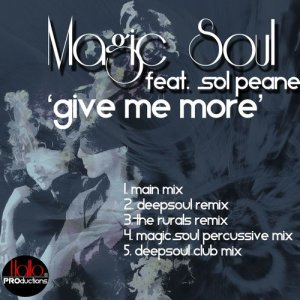 Album Give Me More from Magic Soul